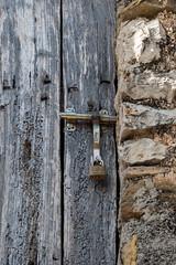 détails de portes 21 (Rudy Pilarski) Tags: architecture architectura abstract abstrait ancien old minimalisme minimal minimalist minimalism color couleur colour usée composition porte dors pierres bois wood