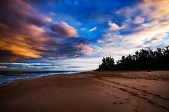 It Just Keeps Going (Errol_S) Tags: hawaii leicam10p ocean usa beach island sand oahu tropical summilux 21mm sunrisetime keikisbeach pupukea haleiwa pacific