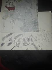 SEGA LDA (ZeroDaHeroh) Tags: graffiti tag sega lda life deals art 2011 blackbook 2018