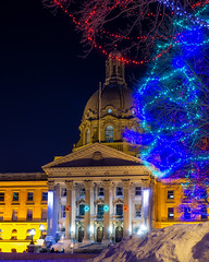 So This Is Christmas (SteveSmithAB) Tags: christmas alberta legislature edmonton