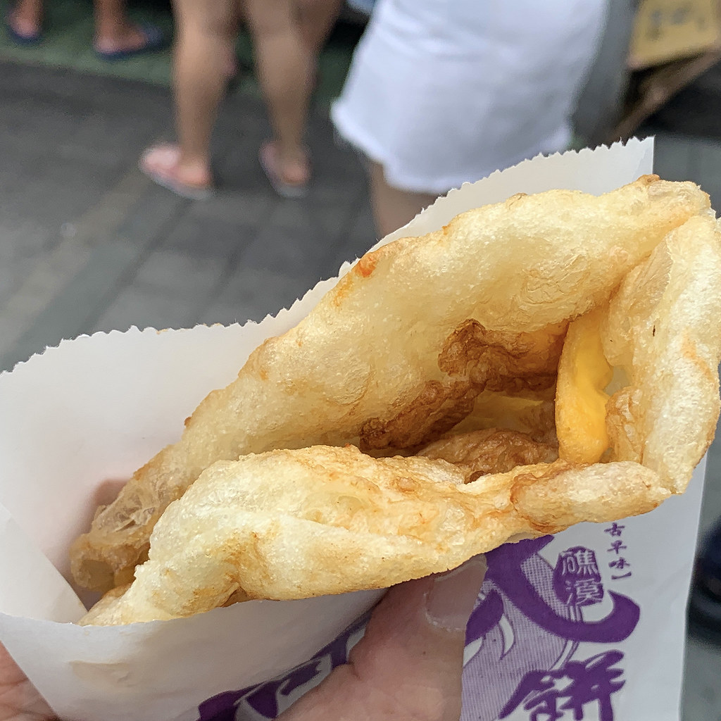 柯氏蔥油餅