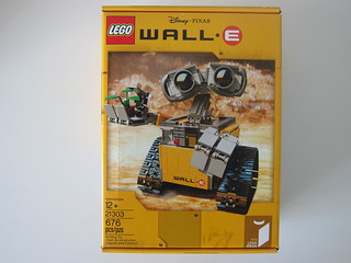 LEGO IDEAS Wall-E 21303