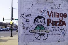 Pizza, but Also Peace (aerojad) Tags: eos canon 80d dslr 2019 autumn outdoors chicago art artinpublicplaces mural murals streetphotography streetart streetscape