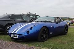 TVR Tuscan Speed Six L19AXM (Andrew 2.8i) Tags: haynes museum sparkford classic car cars classics breakfast meet show britsh sports sportscar open targa six 6 speed tuscan tvr l19axm