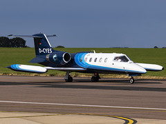 Air Alliance | Gates Learjet 35 | D-CYES (MTV Aviation Photography) Tags: air alliance gates learjet 35 dcyes airalliance gateslearjet35 saxonair norwichairport norwich nwi egsh canon canon7d canon7dmkii