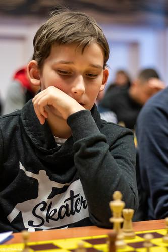 III Bożonarodzeniowy Turniej Szachowy-98