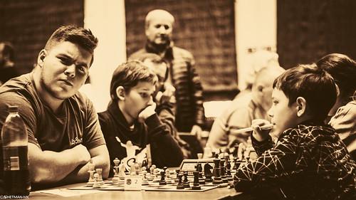 III Bożonarodzeniowy Turniej Szachowy-96