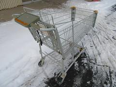 Kmart Cart (TheTransitCamera) Tags: kmart bigk closed discount abandoned bigbox chain searsholdings cart basket buggy trolley wire retail retailer store shopping shop consumer mn minnesota twincities saintpaul