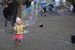 Fun (Marijke M2011) Tags: snapshot streetview streetphotography museumplein fun playingchild canoneosr amsterdam portrait