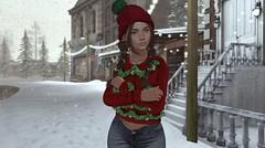 Merry Christmas Eve ♥ (Popcorn Adalynn Bloom) Tags: foxcity wasabi thearcade uber osmia sorumin anthem glamaffair aviglam genusproject classic