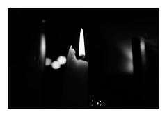 last year in Berlin (Armin Fuchs) Tags: arminfuchs berlin aikido aikidozen candle dark niftyfifty light