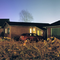Home (Christopher Magni Kjerholt) Tags: mamiya 80mm 2 mediumformat kodakektar100 kodak ektar 100 herning denmark c330 6x6