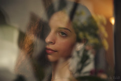 Waiting ... (RickB500) Tags: portrait girl rickb rickb500 model beauty expression face cute hair