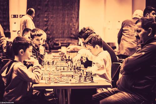 III Bożonarodzeniowy Turniej Szachowy-95