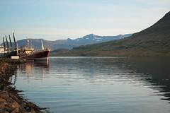 Eskifjörður (David Efrén Mota) Tags: islandia iceland eskifjörður fiordo puerto canon eos 650d 24mm color nature naturaleza outside landscape paisaje