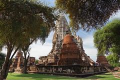 Ayutthaya, Thailand, November 2019