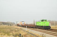 Railtraxx 6484 Y.Haandorp (TreinFoto België) Tags: 6484 mak vossloh kiel railtraxx shunter antwerpenwhbzuid aet antwerp euro terminal 65202 prima m4 oncf alstom yhaandorp