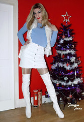 Baubles, Buttons & Boots ⛄ (jessicajane9) Tags: tg crossdress tranny xdress trans m2f boots tgurl feminised transgender cd travesti crossdressed trap femboi transvestite femme tv crossdressing tgirl feminization