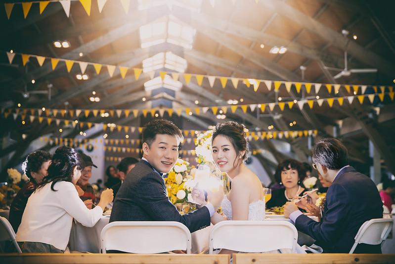婚禮攝影 [倫倫❤曄曄] 結婚之囍@彰化顏氏牧場II