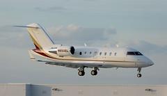 CL-650 | N650EL | FLL | 20191112 (Wally.H) Tags: bombardier canadair cl650 challenger n650el fll kfll fortlauderdale hollywood airport