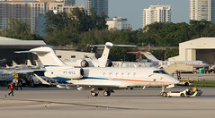 CL-350 | PT-BYZ | FLL | 20191112 (Wally.H) Tags: cl350 bombardier challenger350 bd100 ptbyz fll kfll fortlauderdale hollywood airport