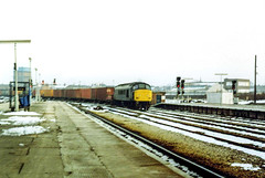"45xxx @ Chester 1986. (Chris Firth of Wakey.) Tags: ""class45"" chester"