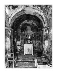 IMA_5710SE Agios Nikolaos (foxxyg2) Tags: churches chapels greek orthodox byzantine religion mono monochrome bw blackwhite niksoftware dxo dfine2 silverefex greekorthodox history agiosnikolaos anosangri naxos cyclades greece greekislands islandlife islandhopping