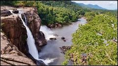 Beautiful Athirapalli! (Eddie.Rasheed) Tags: waterfall kerala athirapalli incredibleindia southindia nikonphotography nikon d3300 landscape greenery beautiful mypixeldiary travelogue travelphotography
