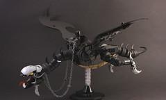 Fell-Beast (benjisbricks) Tags: lego lotr fantasy dragon fell beast nazgûl minas tirith