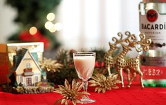 Coquito-Puerto Rican Eggless Eggnog served at my home (Baking is my Zen) Tags: christmas christmas2019 holiday holiday2019 canonrebelt1i macrophotography christmashappiness cocktail coquito holidaycocktail eggnog egglesseggnog coquitorecipe bakingismyzen blog bacardirum rum cocolopez creamofcoconut evaporatedmilk cocktailglass bokeh christmaslights evergreens festive merrychristmas christmaseve lookingcloseonfriday christmasfood drink