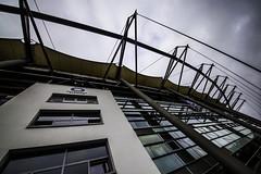 Hamburg0248VolksparkstadionHSV (schulzharri) Tags: hamburg deutschland germany europa europe stadion arena architektur architecture steel stahl
