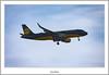 D-AIZR Eurowings A320 - Borussia Dortmund Livery
