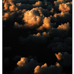 Abstracting sky (Robyn Hooz) Tags: cloudscape nuvole aereo sunset cielo alto above finestrino window abstract airport aeroporto venezia italy