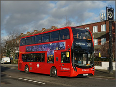 Stagecoach 11074 (Jason 87030) Tags: red doubledecker route service princess royal hospital mmc bus london paypal advert scene weather lighting wheels cats cinema sony alpha a6000 lens tag shot shoot session buses transport stagecoach