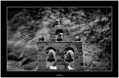 Las Tricias, Isla de La Palma, Canary Islands (Bartonio) Tags: lapalma lastricias islascanarias canaryislands ir infrared infraroja modified church sonya7ir
