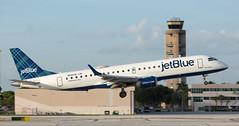 ERJ190 | N229JB | FLL | 20191112 (Wally.H) Tags: embraer erj190 embraer190 emb190 n229jb jetblueairways fll kfll fortlauderdale hollywood airport