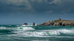 Bretagne éternelle (mostodol) Tags: bretagne brittany breizh bzh france french percho morbihan mer sea ocean fuji fujifilm xt20 waves vagues bleu vert marine coast côte quiberon presquile