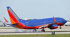 B737 | N440LV | FLL | 20191112 (Wally.H) Tags: boeing 737 boeing737 b737 n440lv southwestairlines fll kfll fortlauderdale hollywood airport