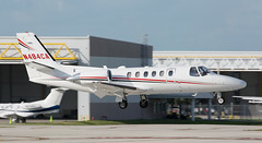 Ce550 | N484CA | FLL | 20191112 (Wally.H) Tags: ce550 cessna citation 550 bravo n484ca fll kfll fortlauderdale hollywood airport
