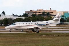 N560VS Citation 560-5066 KFXE (CanAmJetz) Tags: n560vs cessna citation 5605066 kfxe fxe bizjet aircraft airplane nikon
