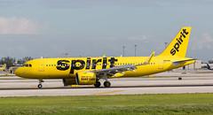 A320 | N905NK | FLL | 20191113 (Wally.H) Tags: airbus a320neo a320 a320n n905nk spiritairlines fll kfll fortlauderdale hollywood airport