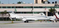 Global | PT-RBZ | FLL | 20191113 (Wally.H) Tags: bombardier global express global6000 bd700 ptrbz fll kfll fortlauderdale hollywood airport