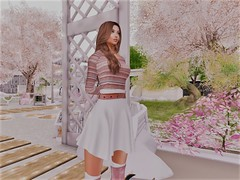 WellMade x K L O S E T Event (Joy.Felicity.Styling.Arts) Tags: bluma outfit exclusive event kloset sl secondlife second life slevent monthly wellmade thidelly well made stealthic hair
