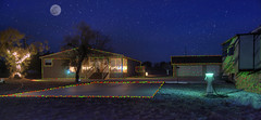 Christmas 2019 Llano, TX (Largeguy1) Tags: approved christmas lights nightime canon 5d mark iii landscape