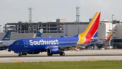 B737 | N7827A | FLL | 20191113 (Wally.H) Tags: boeing 737 boeing737 b737 n7827a southwestairlines fll kfll fortlauderdale hollywood airport