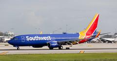 B737 | N8551Q | FLL | 20191113 (Wally.H) Tags: boeing 737 boeing737 b737 n8551q southwestairlines fll kfll fortlauderdale hollywood airport