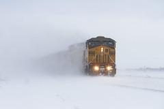 Ho, Ho, Ho it's UP in the snow! (steve55126) Tags: chapman nebraska