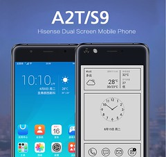 Global Hisense 4G LTE mobile phone S9 A2 Pro Cell 64G ROM Double Screen celular Smartphone 4G LTE Dual Screen cellular Phone (alaaxprss) Tags: