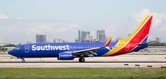 B737 | N8685B | FLL | 20191113 (Wally.H) Tags: boeing 737 boeing737 b737 n8685b southwestairlines fll kfll fortlauderdale hollywood airport