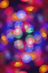 Christmas Tree Lights Twinkle (CatMacBride) Tags: christmas tree lights bokeh lensbaby composerpro velvet56